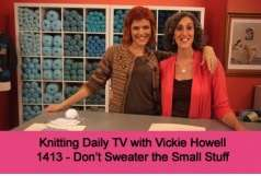 Knitting Daily TV Episode 1413