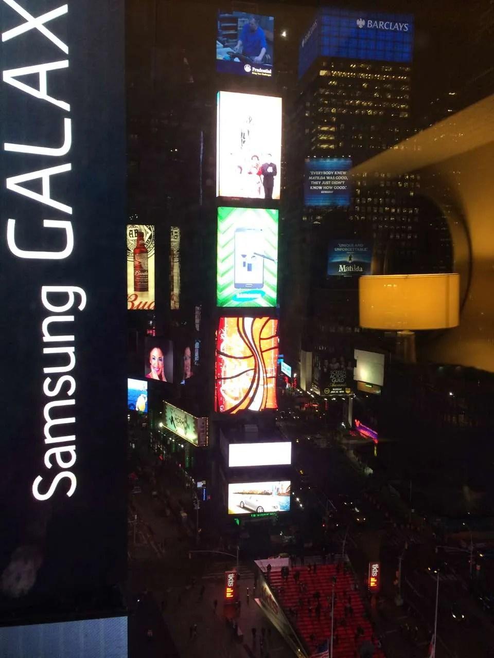 Fabulous Times Square!