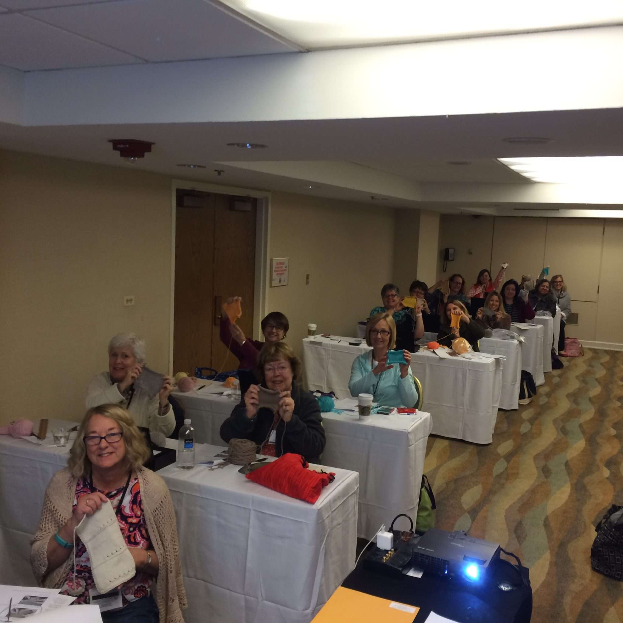Knitting Events 2015