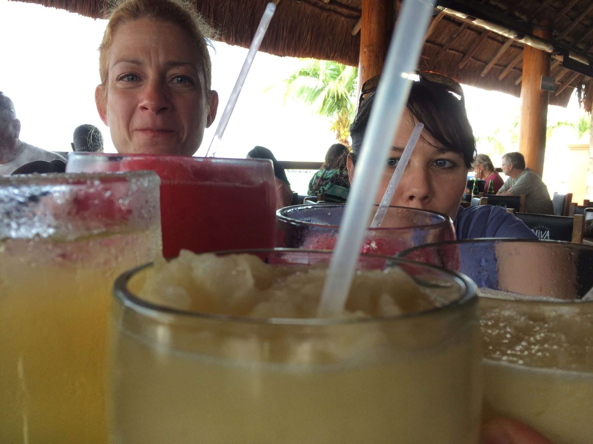 A day off the ship - Mexico with Melissa, Alexis, Sabrina and Kally