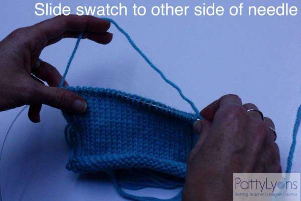 2 slide swatch