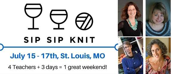 Sip, Sip, Knit Retreat