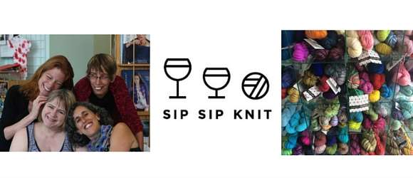 Sip Sip Knit Retreat 2016