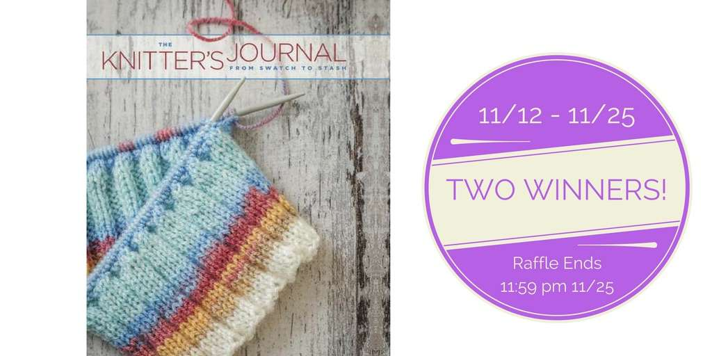 Win a copy of The Knitter's Journal
