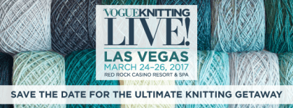2017 Spring Knitting Events
