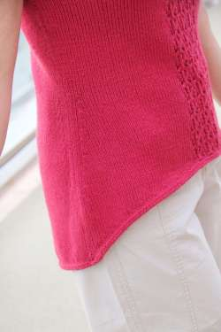 Tortola KAL - Reverse Shirt Tail Hem
