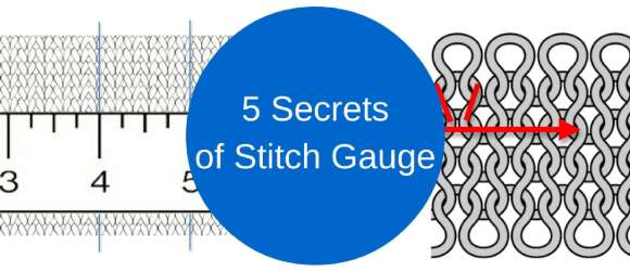 5 secrets of stitch gauge