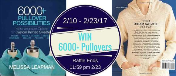 Win 6000+ Pullover Possibilities