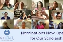 Virtual AffiKNITy - Scholarship!