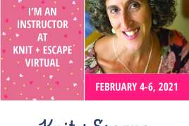 Join me at Knit and Escape