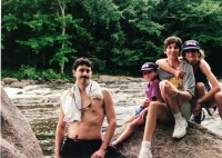 Lechaults on the Wolf river