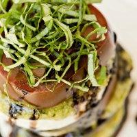 Caprese Salad Stacks