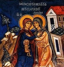 Week Two: Transformed   Prophet: Mary Shares in Elizabeth's Joy John Celebrates His Saviour and Cousin
