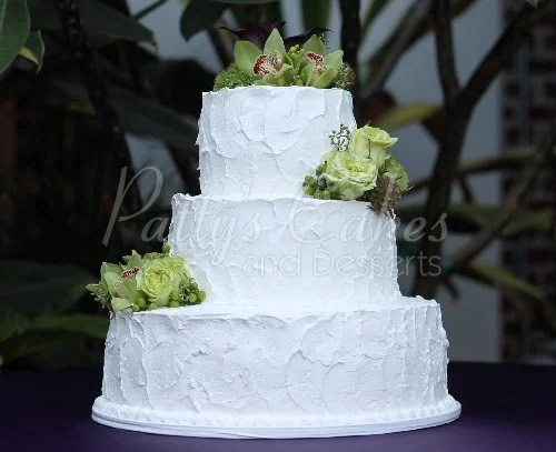 Succulent wedding cakes Archives   Patty s Cakes and Desserts wedding cake 3 tier texture homestyle basic round