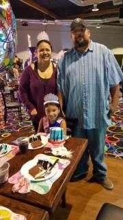 Alex Brito Family Photo