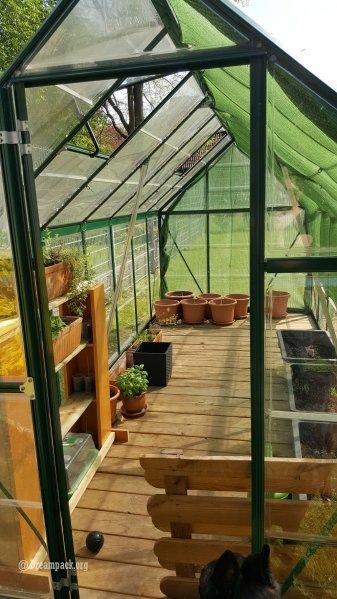 Organizing the greenhouse