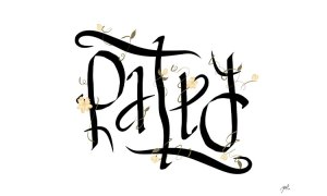Logo website Patty Wolters