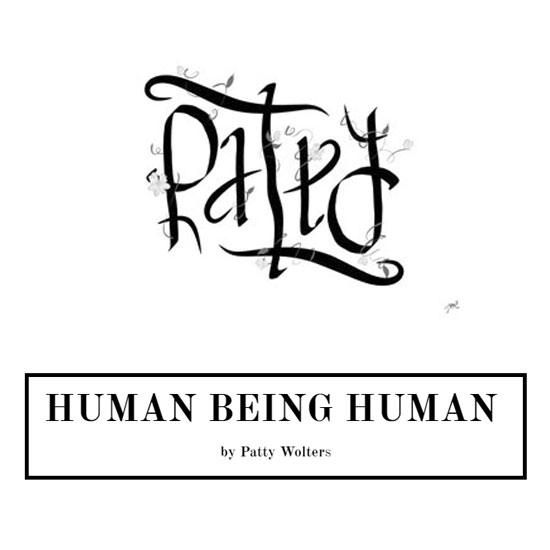 human being human logo box