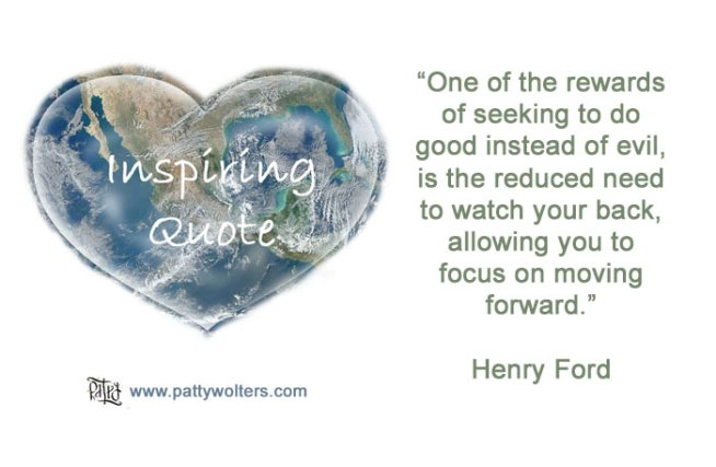 Inspiring Quote by Henry Ford