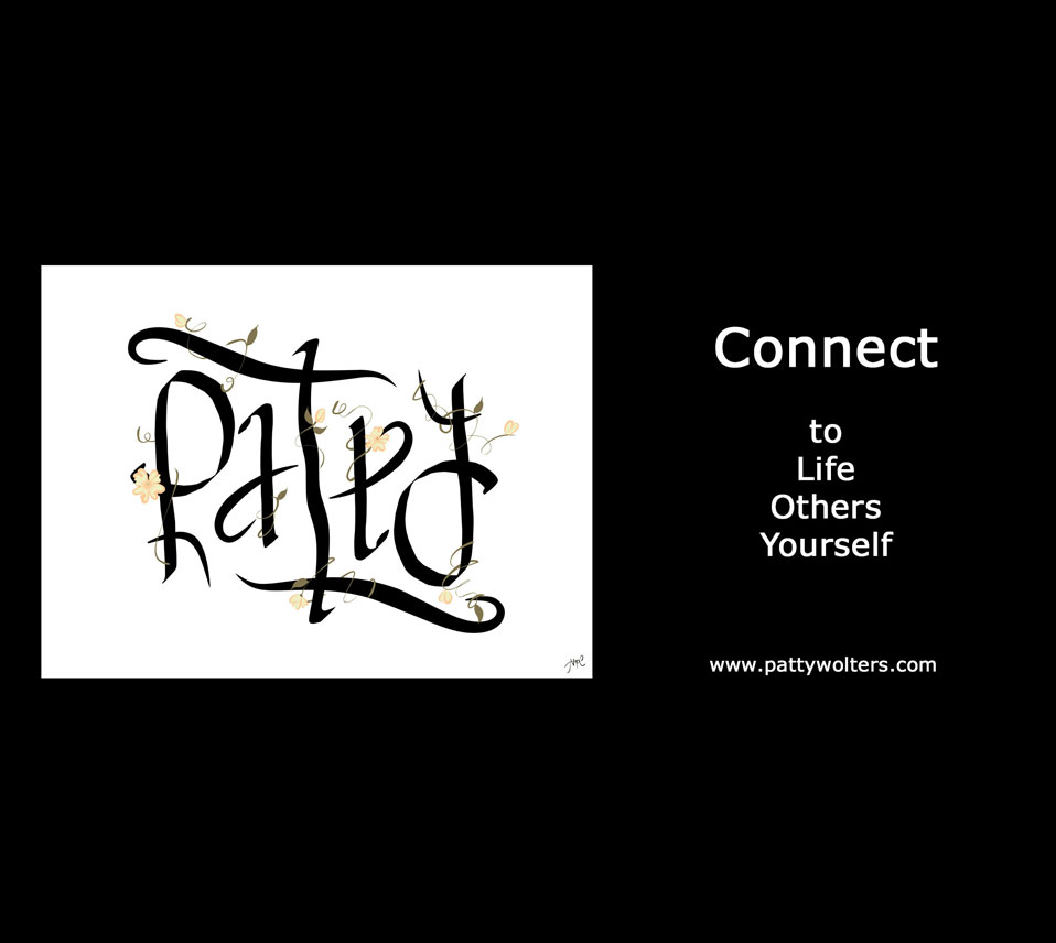Connect to Life, Others, Yourself Logo