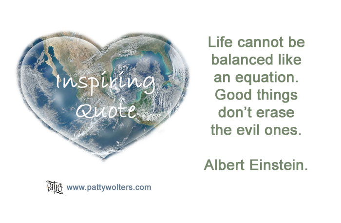 Inspiring Quote Albert Einstein Equation