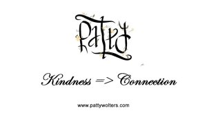 logo kindness leads to connection