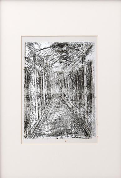 Abstrakt-wnetrze-Grafika-Sucha igla-2007-M.S.Goralski-in-16:22