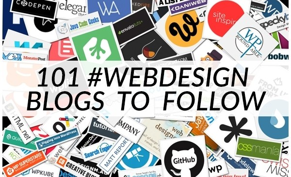 101 Web Design Blogs You NEED To Follow In [2017] + RSS