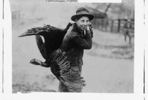 Happy Thanksgiving! Bain News Service/Library of Congress