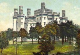 Baton Rouge Old Capital Castle