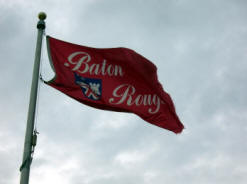 Baton Rouge Louisiana Flag