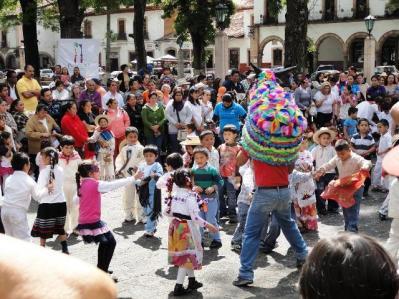 Carnaval en Patzcuaro2
