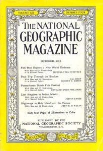 Patzcuaro en National Geographic0