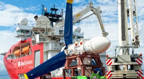 Atlantis Meygen Tidal Energy Project