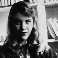 Sylvia Plath :: poemas que son flores y dibujos
