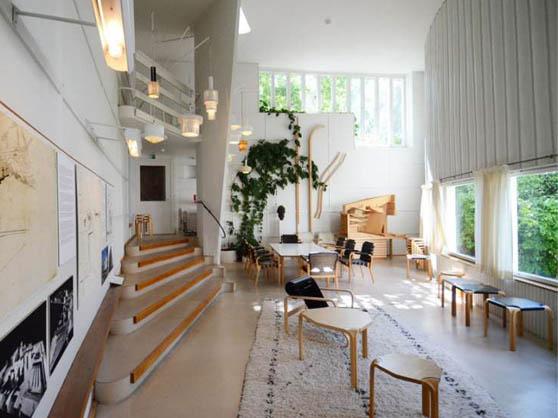 STUDIO OFFICE oficina estudio firm bureau alvar AALTO PAUKF paula teruel arquitecto arquitectura architect