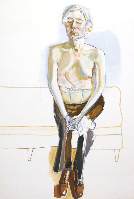 andy-warhol-1970-by-alice-neel-on-paukf-paintings-artist-female-women-i-admire-womeniadmire