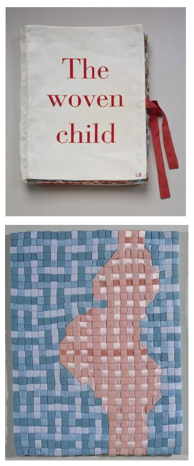 THE WOVEN CHILD LOUISE BOURGEOIS PAUKF MOMA BLOG ART TEXTILE RETALES ARTE