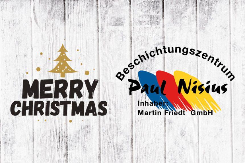 Paul NISIUS frohe Weihnachten