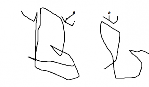 cursive._b._.lowercase._.vs._.capital