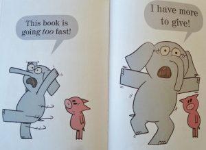 in book g upset