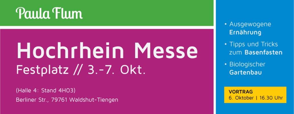 Paula Flum, Hochrhein Messe 2018