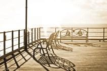 Endo of the longest pleasure pier in the World !
