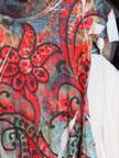 My girlfriend Lauren's top which was my color inspiration