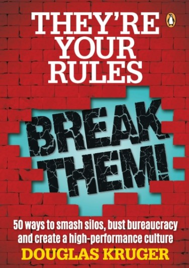 9781776090648 - They are Your Rules Break Them - Douglas Kruger