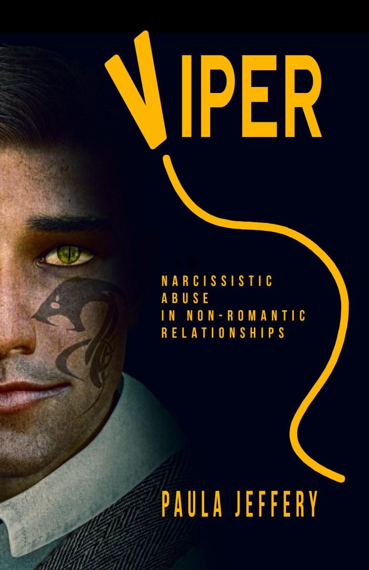 Viper by Paula Jeffery