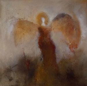 Angel of Harmony (12 x 12)