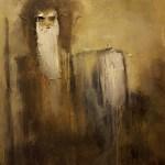 The Hermit (20 x 24)