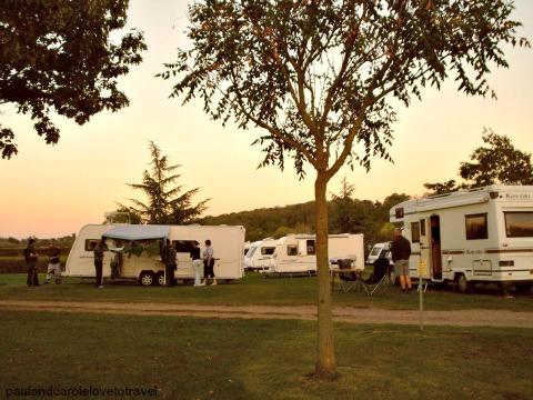 Campsite Reviews Stone End Farm, Coarse, Gloucestershire