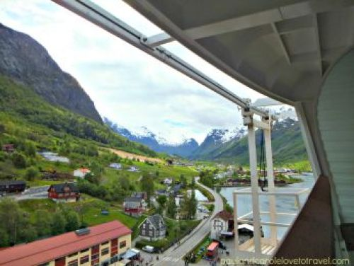 Netherlands and Norway Fjords Cruise on the Explorer of the Seas